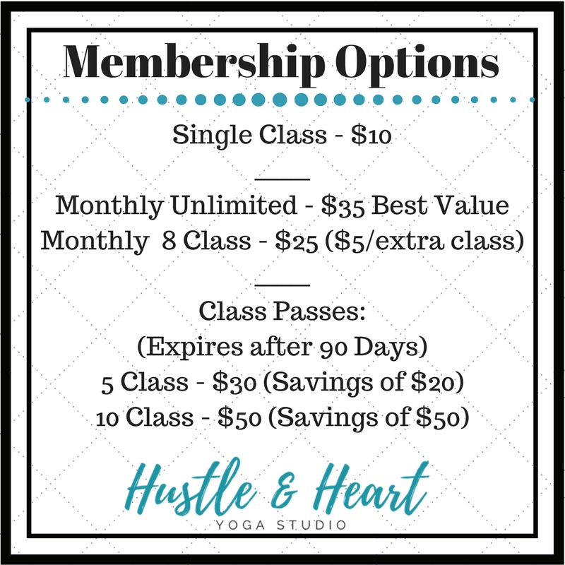 H&H Membership Options